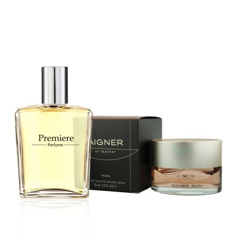 Pria Aigner in leather man parfum aigner man in leather